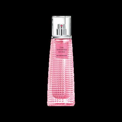 リヴ イレジスティブル ロージー クラッシュ オーデパルファム - バラ色のブーケで包み込むフレグランス。 GIVENCHY  - P041411