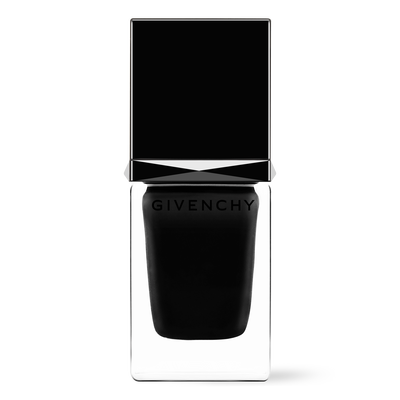 ヴェルニィ・ジバンシイ - 指先を彩る、クチュール仕上げのネイル カラー。 GIVENCHY - ノワール・アンテルディ - P081074