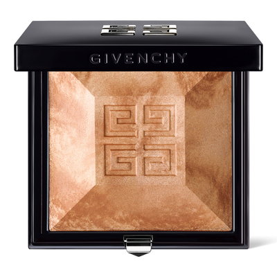 HEALTHY GLOW POWDER Marbled Limited Edition - A radiant complexion that catches the sunlight GIVENCHY  - Gold Shimmery Glow - P090356
