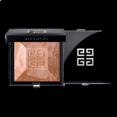 HEALTHY GLOW POWDER Édition Limitée Marbrée - Un teint lumineux qui capte le soleil GIVENCHY - Pink Shimmery Glow - P090355