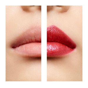 View 6 - LE ROUGE GARDENS EDITION - Metallic Glow, Glittery Finish GIVENCHY - Sparkling Poppy - P183115