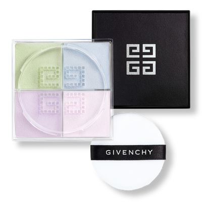 Prisme Libre - Mat-finish & Enhanced Radiance Loose Powder 	4 in 1 Harmony GIVENCHY - Mousseline Pastel - P090361
