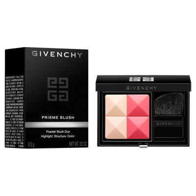 Prisme Blush - Duo de Fards à Joues Poudre Illumine. Structure. Colore GIVENCHY - Passion - P090321