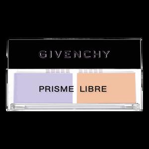 View 2 - Prisme Libre - Mat-finish & Enhanced Radiance Loose Powder 4 in 1 Harmony GIVENCHY - Mousseline Acidulée - P090458