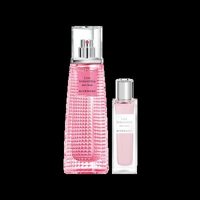 LIVE IRRÉSISTIBLE ROSY CRUSH - Eau de Parfum Christmas Gift Set GIVENCHY - 50 ML - P136149