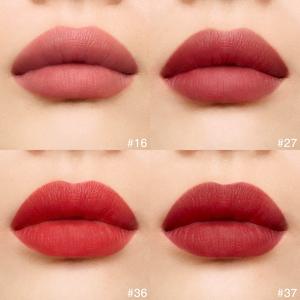 View 7 - LE ROUGE SHEER VELVET MATTE LIPSTICK REFILL - Blurring matte vibrant color GIVENCHY - Rouge Infusé - P083955