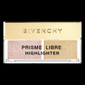 View 4 - PRISME LIBRE HIGHLIGHTER - HOLIDAY COLLECTION - 2-color loose powder highlighter GIVENCHY - Organza Or - P090825
