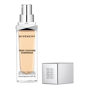 View 6 - TEINT COUTURE EVERWEAR 24H FOUNDATION SPF 20 - 24H WEAR FULL COVERAGE SATIN FINISH FOUNDATION SPF 20 GIVENCHY - P980561
