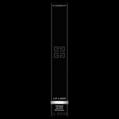 LIP LINER GIVENCHY  - Universel Noir Révélateur - P086251