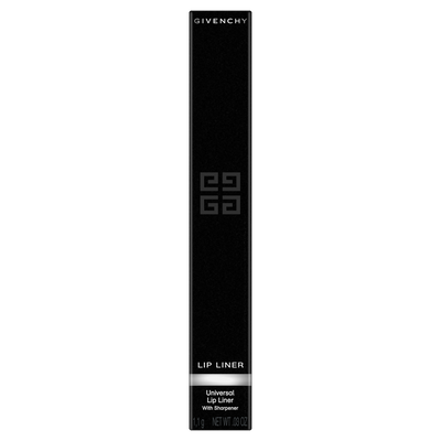 LIP LINER - with sharpener GIVENCHY  - Universel Noir Révélateur - P086251