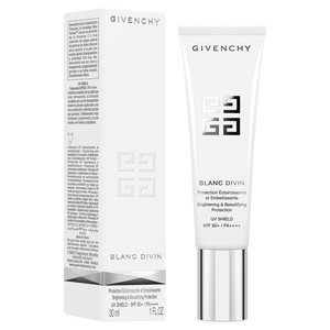View 4 - BLANC DIVIN - Brightening and Beautifying Protection UV shield SPF 50+ / PA++++ GIVENCHY - 30 ML - P059061