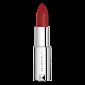 Vue 1 - Le Rouge Deep Velvet - Matité poudrée haute pigmentation GIVENCHY - Rouge Grainé - P184604