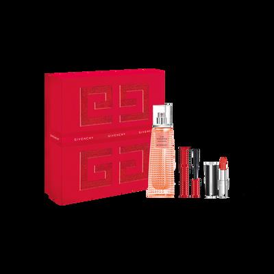 LIVE IRRÉSISTIBLE - Новогодний подарочный набор с парфюмерной водой GIVENCHY - 50 ML - P136146
