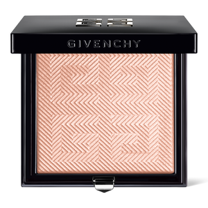 Vue 1 - TEINT COUTURE SHIMMER POWDER - ENLUMINEUR VISAGE GIVENCHY - Shimmery Pink - P090368