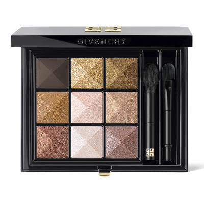 LE 9 DE GIVENCHY - HOLIDAY COLLECTION - The couture eye palette with 9 colors GIVENCHY - New Harmony - P080358