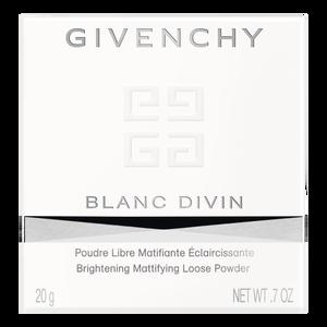 Vue 7 - BLANC DIVIN - Poudre Libre Matifiante Éclaircissante GIVENCHY - 20 G - P052944