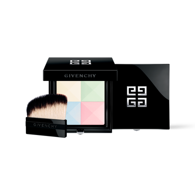 PRISME VISAGE - Silky Face Powder Quartet - Unifies, Highlights, Contours Naturally GIVENCHY - Mousseline Pastel - F20100014
