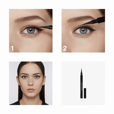 LINER COUTURE - Precision Felt-tip Eyeliner GIVENCHY  - P082661