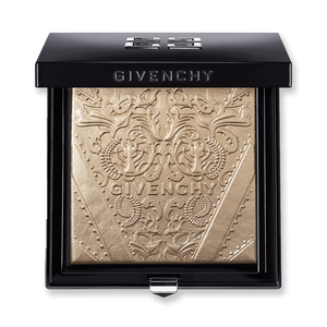 View 1 - TEINT COUTURE Shimmer Powder HIGHLIGHTER - Face Highlighter GIVENCHY - Shimmery Gold - P080945