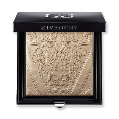 TEINT COUTURE Shimmer Powder HIGHLIGHTER - Face Highlighter GIVENCHY - Shimmery Gold - P080945