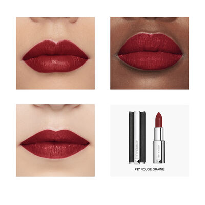 Le Rouge - Luminous Matte High Coverage GIVENCHY - Rouge Grainé - P083657
