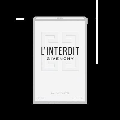 L'INTERDIT - The New Eau de Toilette GIVENCHY - 80 ML - P069062