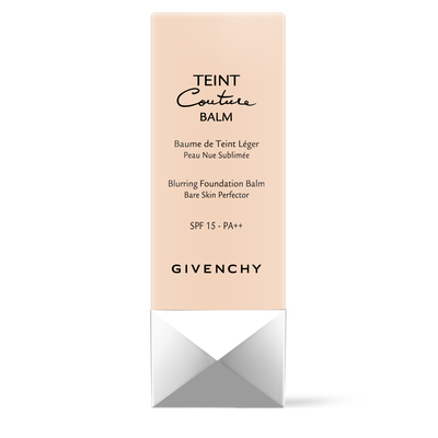 TEINT COUTURE BALM - Blurring Foundation Balm - Bare Skin Perfector SPF 15 - PA++ GIVENCHY - Nude Shell - F20100055