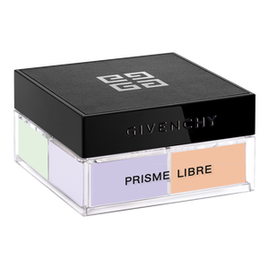 View 3 - Prisme Libre - Mat-finish & Enhanced Radiance Loose Powder 4 in 1 Harmony GIVENCHY - Mousseline Acidulée - P090458