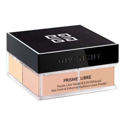 PRISME LIBRE - Mat-Finish & Enhanced Radiance Loose Powder, 4 in 1 Harmony GIVENCHY  - Taffetas Beige - P090362