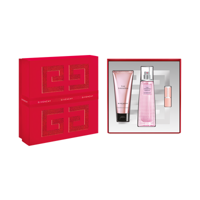 LIVE IRRÉSISTIBLE BLOSSOM CRUSH - Eau de Toilette Christmas Gift Set GIVENCHY - 50 ML - P136147