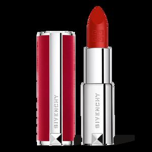 Vue 1 - Le Rouge Deep Velvet - Matité Poudrée Haute Pigmentation GIVENCHY - L'interdit - P083397