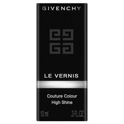 LE VERNIS - Couture Colour, High Shine GIVENCHY  - Base & Top Coat - P081071
