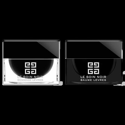 ソワン ノワール リップ - 黒の生命力を唇へ届ける、贅を尽くしたリップトリートメント。 GIVENCHY - 17 ML - F30100031