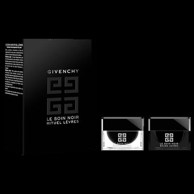 ソワン ノワール リップ - 黒の生命力を唇へ届ける、贅を尽くしたリップトリートメント。 GIVENCHY  - P056021