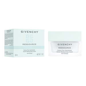 View 5 - RESSOURCE - VELVET MOISTURIZING CREAM ANTI-STRESS GIVENCHY - 50 ML - P058036