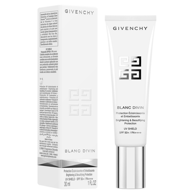 BLANC DIVIN - Brightening and Beautifying Protection UV shield SPF 50+ / PA++++ GIVENCHY  - P059061