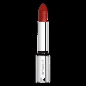 View 4 - LE ROUGE SHEER VELVET MATTE LIPSTICK REFILL - Blurring matte vibrant color GIVENCHY - L'interdit - P083962