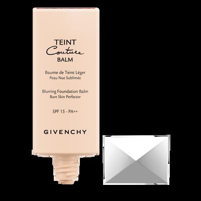 タン・クチュール・バーム - クリーミィでやわらかな、心地良いバーム ファンデーション。 GIVENCHY  - エレガント・ポーセリン - P090001