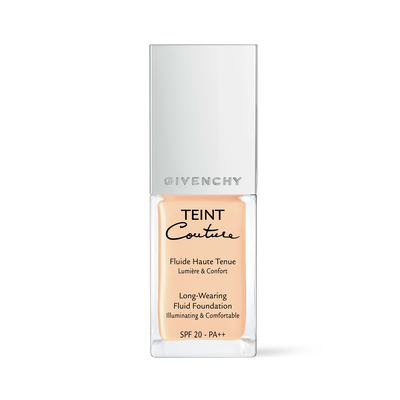 TEINT COUTURE FLUID - Long-Wearing Fluid Foundation SPF 20 - PA++ GIVENCHY - Elegant Vanilla - P090813