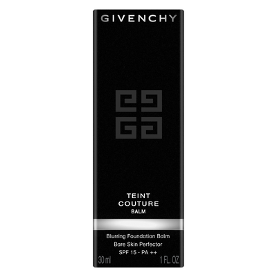 TEINT COUTURE BALM - Blurring Foundation Balm - Bare Skin Perfector SPF 15 - PA++ GIVENCHY - Nude Shell - P090002