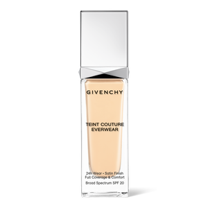 View 1 - TEINT COUTURE EVERWEAR 24H FOUNDATION SPF 20 - 24H WEAR FULL COVERAGE SATIN FINISH FOUNDATION SPF 20 GIVENCHY - P980561