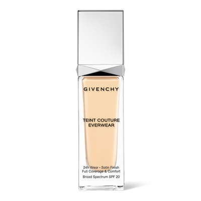 TEINT COUTURE EVERWEAR 24H FOUNDATION SPF 20 - 24H WEAR FULL COVERAGE SATIN FINISH FOUNDATION SPF 20 GIVENCHY - P980561