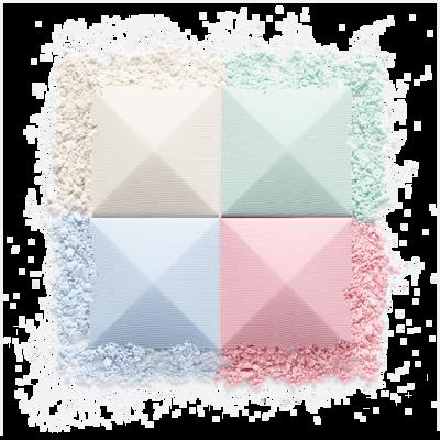 PRISME VISAGE - Silky Face Powder Quartet - Unifies, Highlights, Contours Naturally GIVENCHY  - Mousseline Pastel - P090131