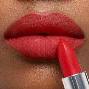 View 5 - LE ROUGE SHEER VELVET MATTE LIPSTICK REFILL - Blurring matte vibrant color GIVENCHY - L'interdit - P083962