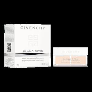 Vue 6 - BLANC DIVIN - Poudre Libre Matifiante Éclaircissante GIVENCHY - 20 G - P052944
