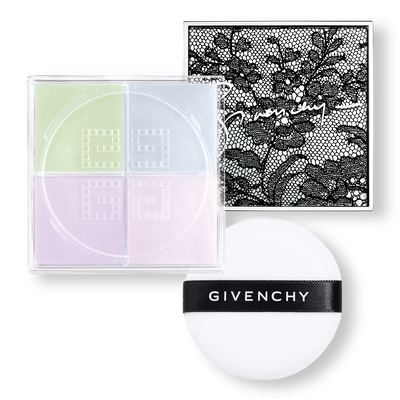 Prisme Libre - Mat-Finish & Enhanced Radiance Loose Powder, 4 in 1 Harmony GIVENCHY - MOUSSELINE PASTEL - P190026