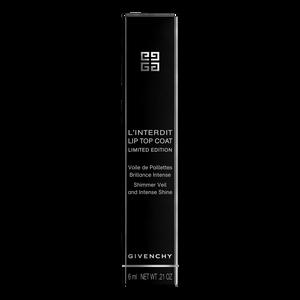 L'Interdit Lip Top Coat - Shimmer Veil Intense Shine GIVENCHY - Sparkling Night - P083464