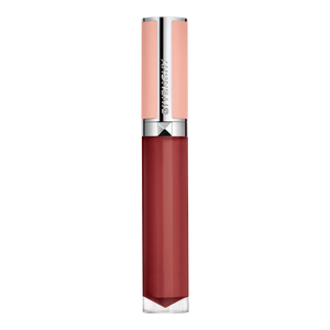 View 4 - LE ROSE PERFECTO LIQUID LIP BALM GIVENCHY - Woody Red - P083536