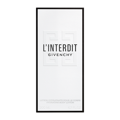 L'INTERDIT - Body Lotion GIVENCHY - 200 ML - P069004