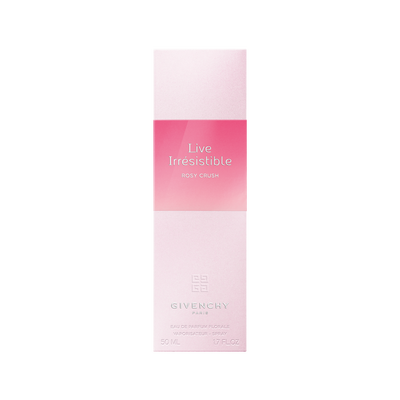 LIVE IRRÉSISTIBLE ROSY CRUSH